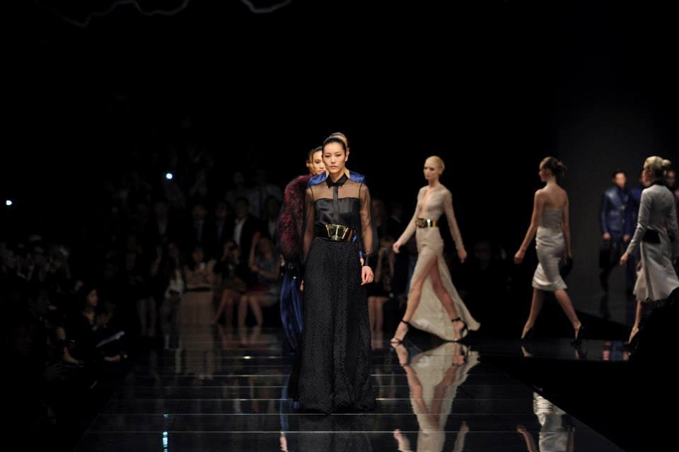 9fbf4b1b4d Fashion Republic : Fashion is Everywhere | BOSS FASHION SHOW FALL ...